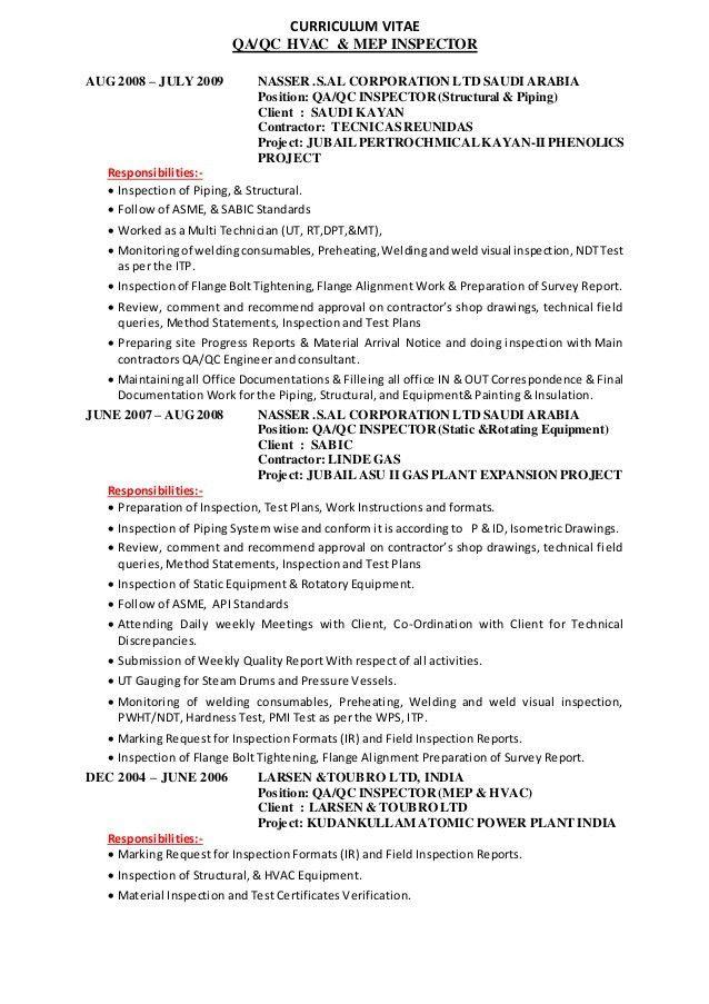 plant inspector resume node2004-resume-templatepaasprovider