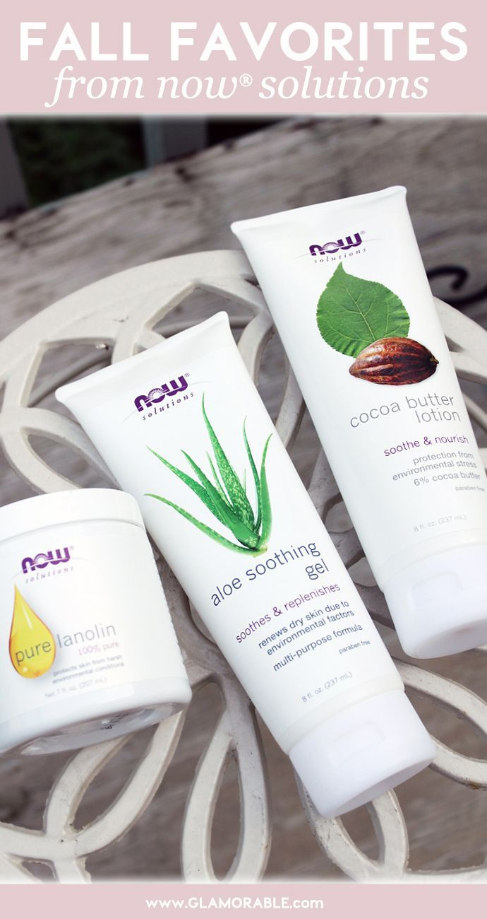 Affordable beauty basics to pamper your skin with this fall | in partnership with NOW Foods #nowwellness #ad
