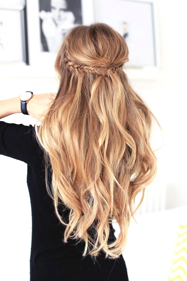 "Make two small fishtail braids on each side, then put them together with a ponytail. <a class=""pintag"" href=""/explore/WeddingHairs/"" title=""#WeddingHairs explore Pinterest"">#WeddingHairs</a><p><a href=""http://www.homeinteriordesign.org/2018/02/short-guide-to-interior-decoration.html"">Short guide to interior decoration</a></p>"