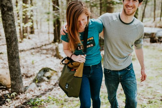 L.L.Bean is proud to introduce an innovative new bag collection designed in collaboration with Flowfold, a company based in Maine. Flowfold is known for their craftsmanship, performance fabrics and minimalist designs – and we couldn't be happier to team up with them and create these four unique bags.  (Photo: Instagram's photocait)