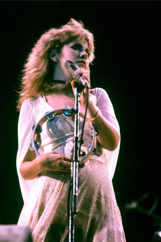 Stevie Nicks Rarities ☾ — Stevie & Tom Petty ~ 1981