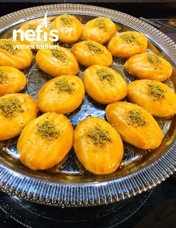 Karamelize Şekerpare (Kıyır Kıyır) - Nefis Yemek Tarifleri