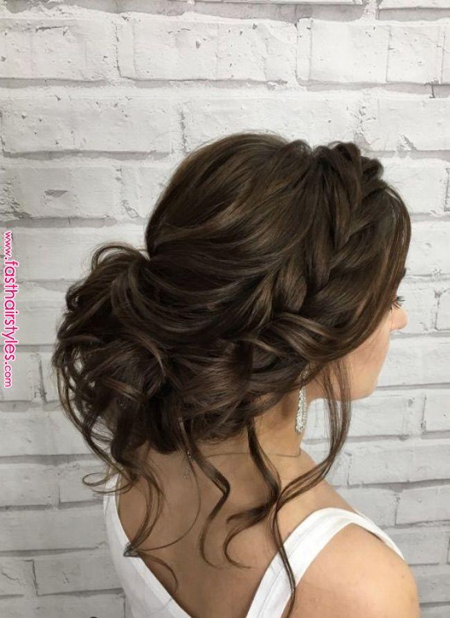 Wedding Hairstyle Inspiration – Elstile (El Style) Wedding Hairstyle Inspiration – Elstile (El Style)