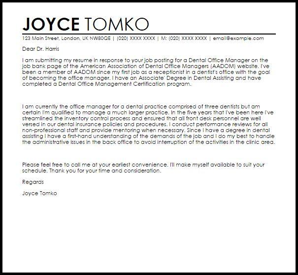 Assistant Program Director Cover Letter Choose Management Resume - cover letter for office assistant