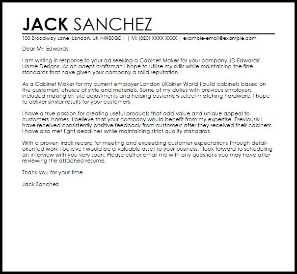 Resume Cover Letter Creator] Cover Letter Job Resume Cover Letter
