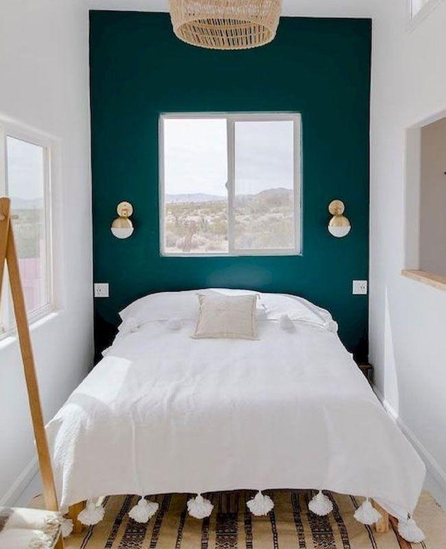 Comment utiliser le bleu canard dans la déco de la chambre ? | My Blog Deco