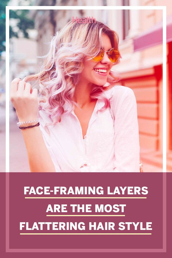 Proof That Face-Framing Layers Are the Most Flattering Thing Ever