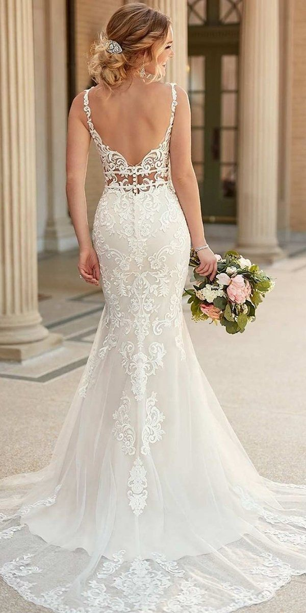 27 Chic Bridal Dresses: Styles & Silhouettes | Wedding Forward