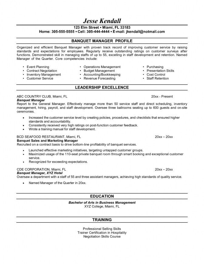 Clubhouse Manager Cover Letter | Cvresume.unicloud.pl