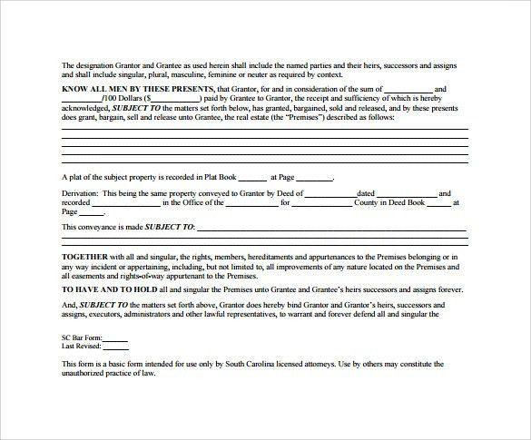 Deed Of Indemnity Western Railway Deed Of Indemnity, Indemnity - grant deed form