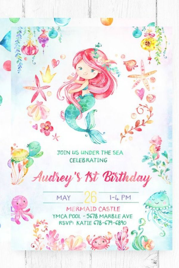 Take a Look at the 12 Most Beautiful Mermaid Party Supplies!   Catch My Party