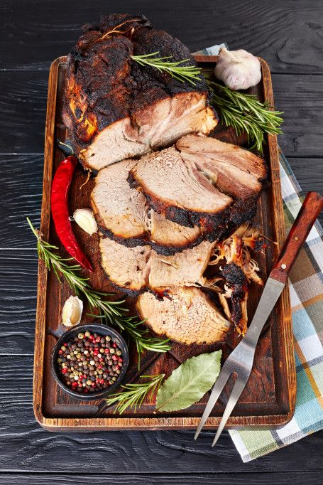 Ina Garten Recipes That'll Impress Your Dinner Guests: Slow roasted spiced pork #inagartenrecipes #dinnerrecipes #inagartendishes