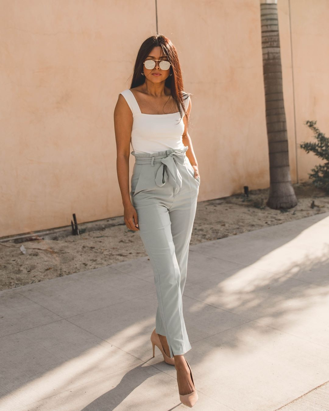 Pants, $54 at vicicollection.com – Wheretoget