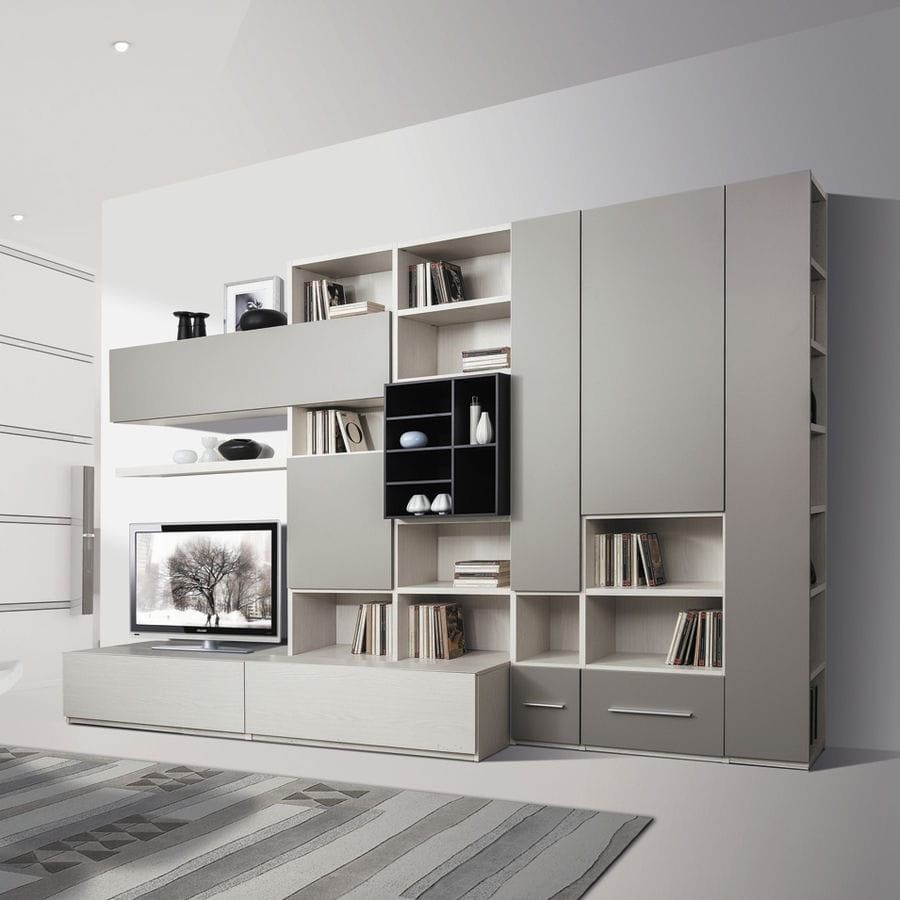 Giessegi nel 2020 | Arredamento salotto design, Arredamento ...