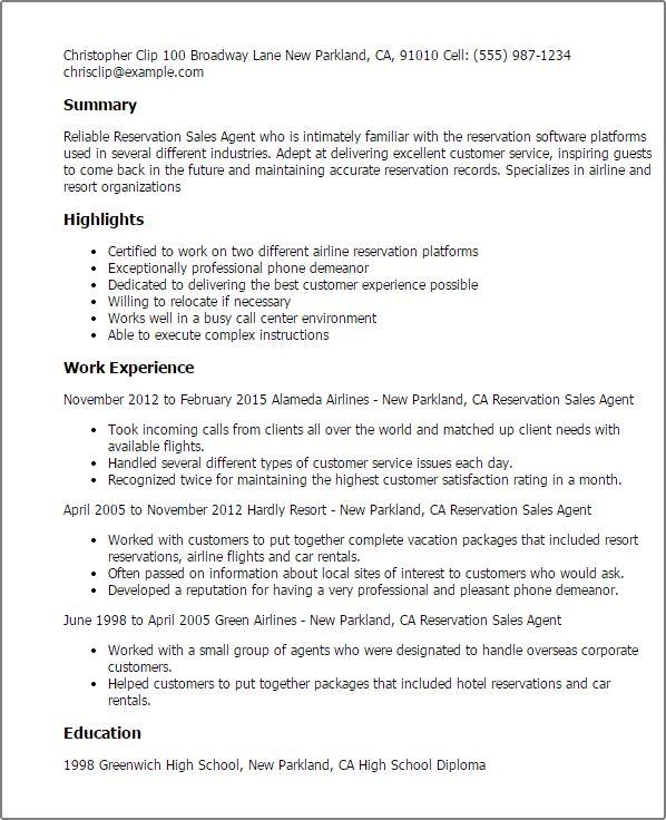 ... Travel Agent Resume Sample Sample Travel Agent Resume Fantastic    Travel Agent Cover Letter ...