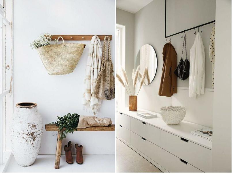 Soluciones de almacenaje en casa
