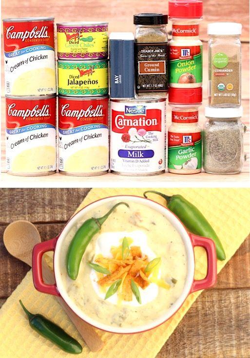 Chicken Soup Recipes {Easy Homemade Enchilada Soup Recipe}