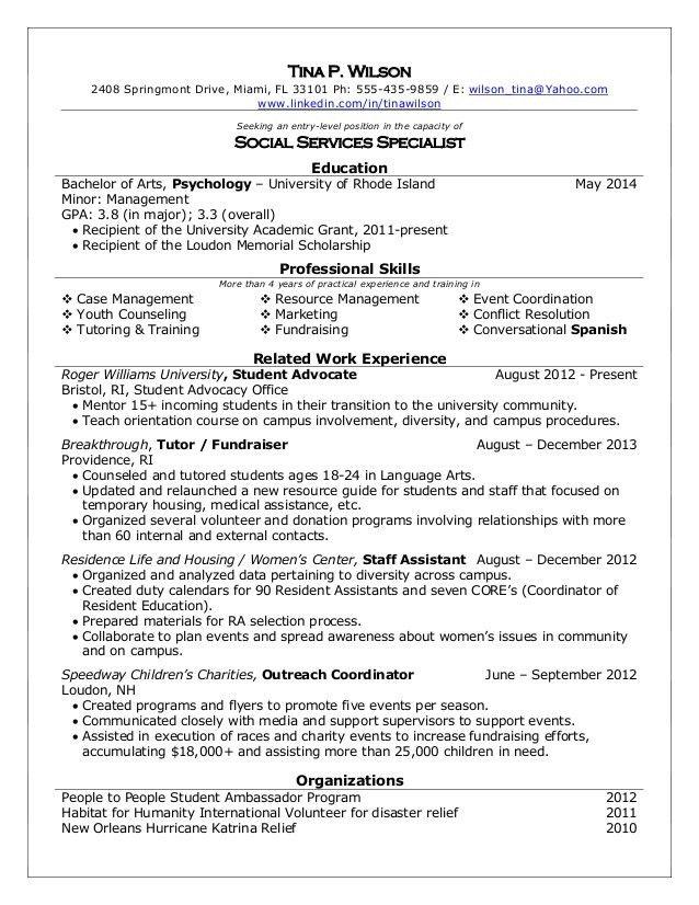 Housing Assistant Cover Letter Cvresumeunicloudpl