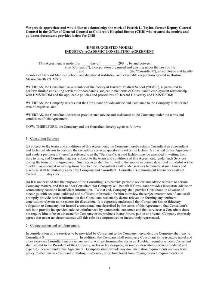 Simple contract agreement simple construction contract simple - consulting agreement examples