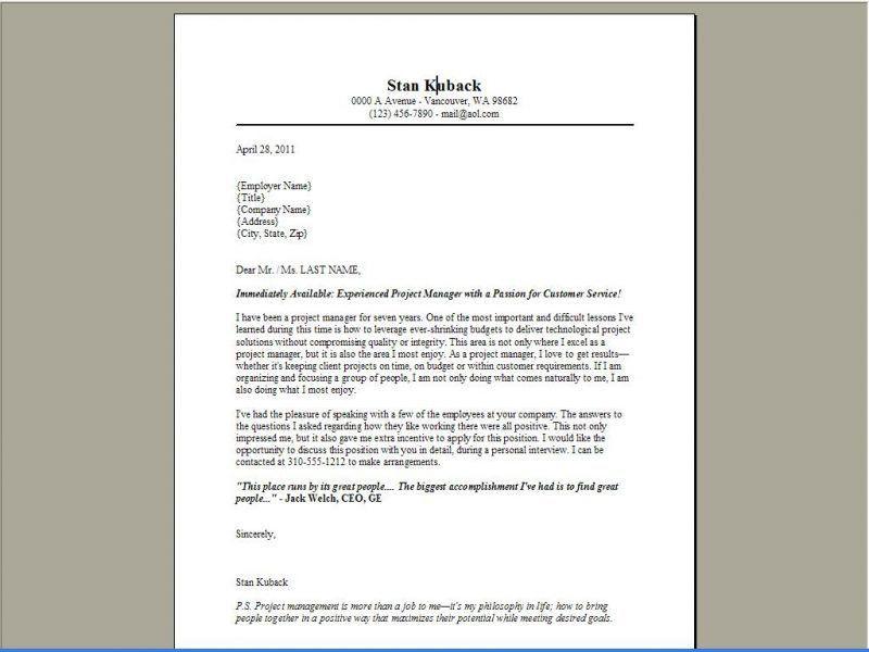 Cover Letter Maker] Cover Letter Maker Free Experience Resumes