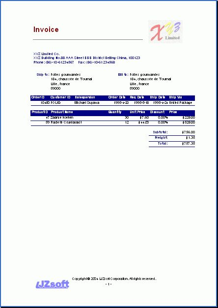 Sample Invoice Word Doc Invoice Template For Word Free Basic - invoice word