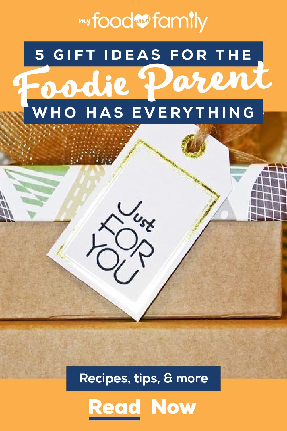 5 Gift Ideas for the Foodie Parent Who Has Everything