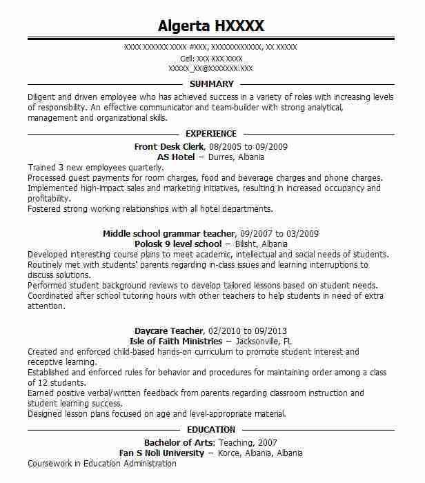 front desk clerk resume hotel resume 20 hotel management cv