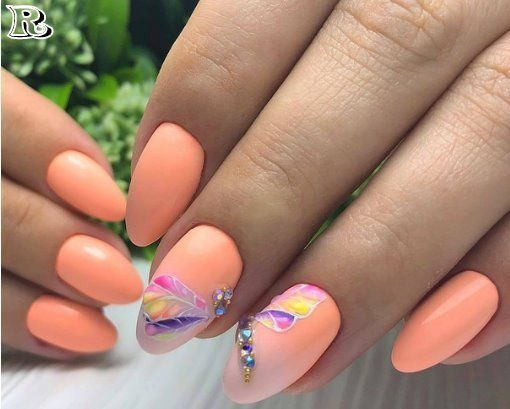 Latest Nail Art That Will Get Your Attention – Reny styles