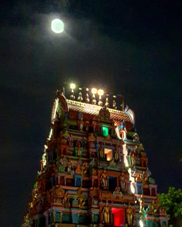 Beautiful Majestic Sri Vartharaja Perumal Temple At Subang