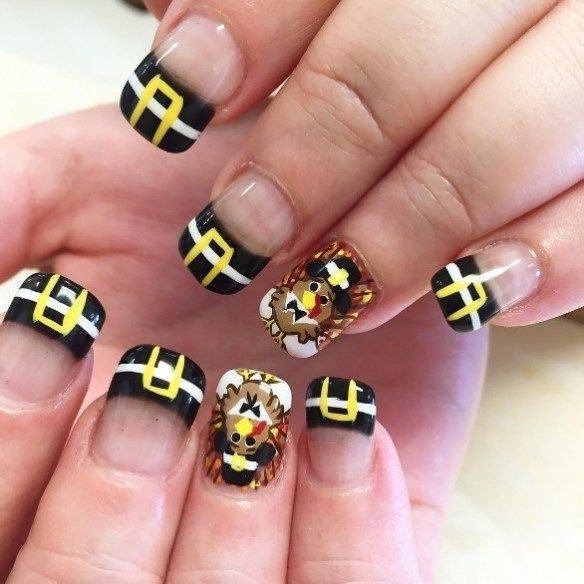 NEWEST NAIL ART DESIGNS FOR THANKSGIVING – isishweshwe