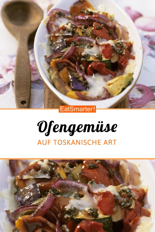 Toskanisches Ofengemüse - smarter - Kalorien: 170 kcal - Zeit: 30 Min. | eatsmarter.de #ofengemüse #toskanisch #gesunderezepte