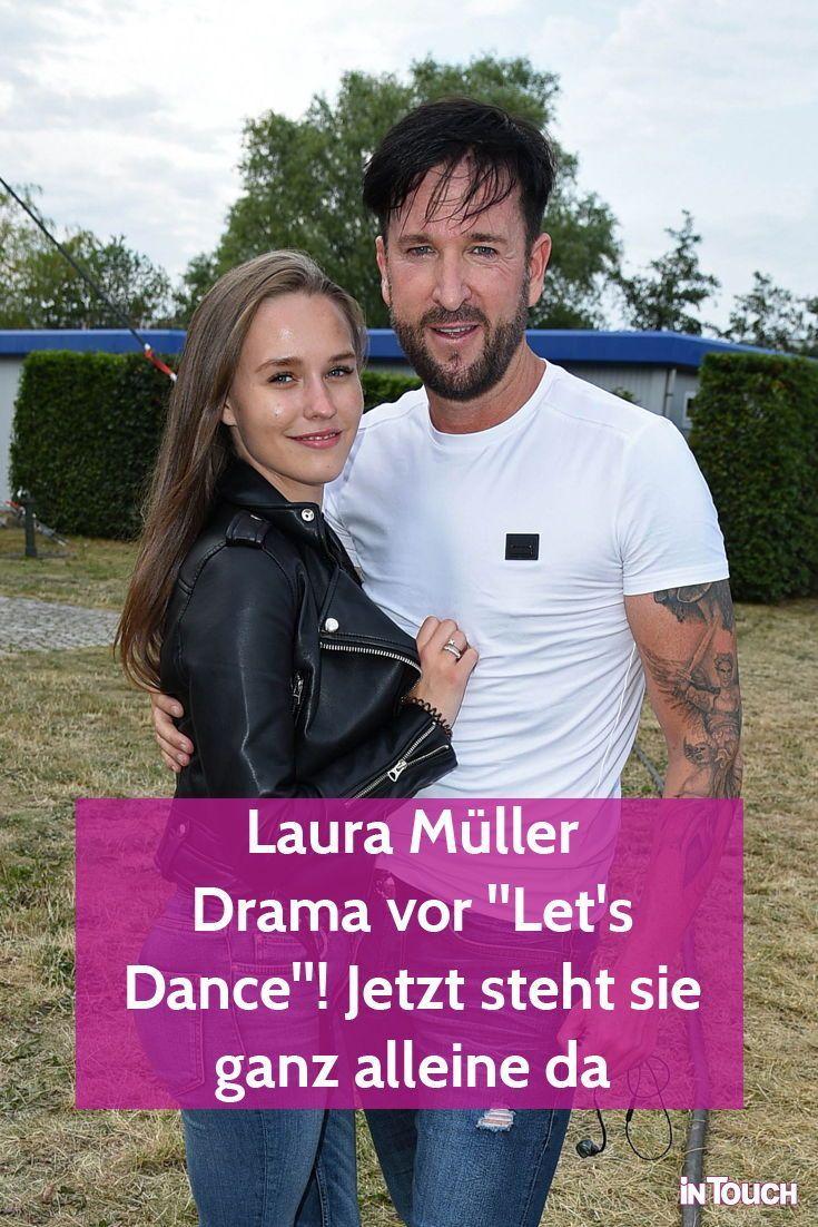 """Laura Müller: Drama vor """"Let's Dance""""! Jetzt steht sie ganz alleine da"""