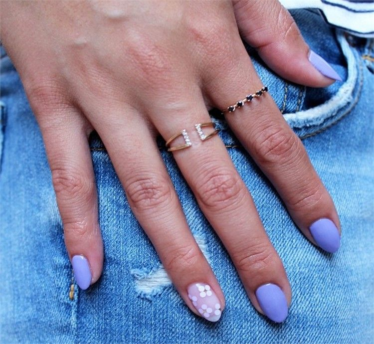 30+ Amazing Mismatched Nail Art Designs Trends Ideas – Fashonails