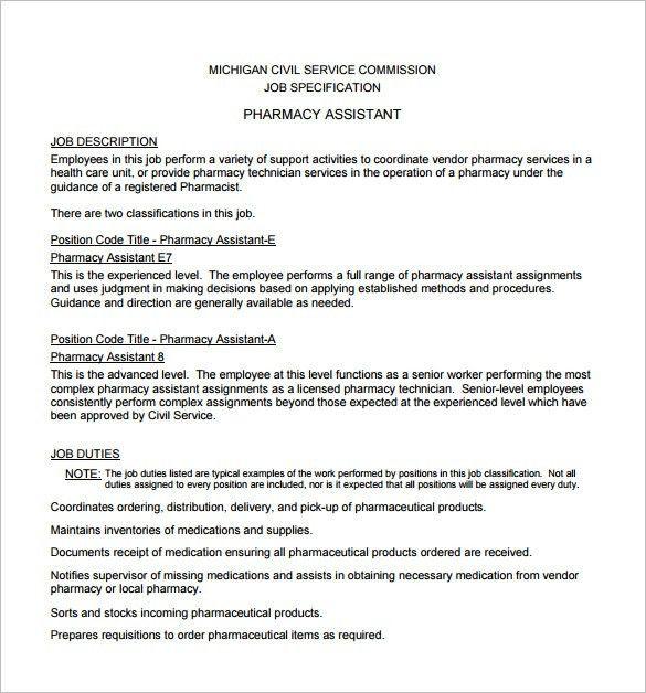 Job Description Of Cosmetologist Cosmetologist Job Description - cna job description