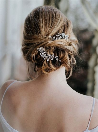 """Addison"" Customizable Beaded Bridal Hair Pin in Silver, Gold or Rose Gold – NEW – Bridal Hair Accessories and Wedding Headpieces by Hair Comes the Bride <a class=""pintag"" href=""/explore/WeddingHair/"" title=""#WeddingHair explore Pinterest"">#WeddingHair</a><p><a href=""http://www.homeinteriordesign.org/2018/02/short-guide-to-interior-decoration.html"">Short guide to interior decoration</a></p>"