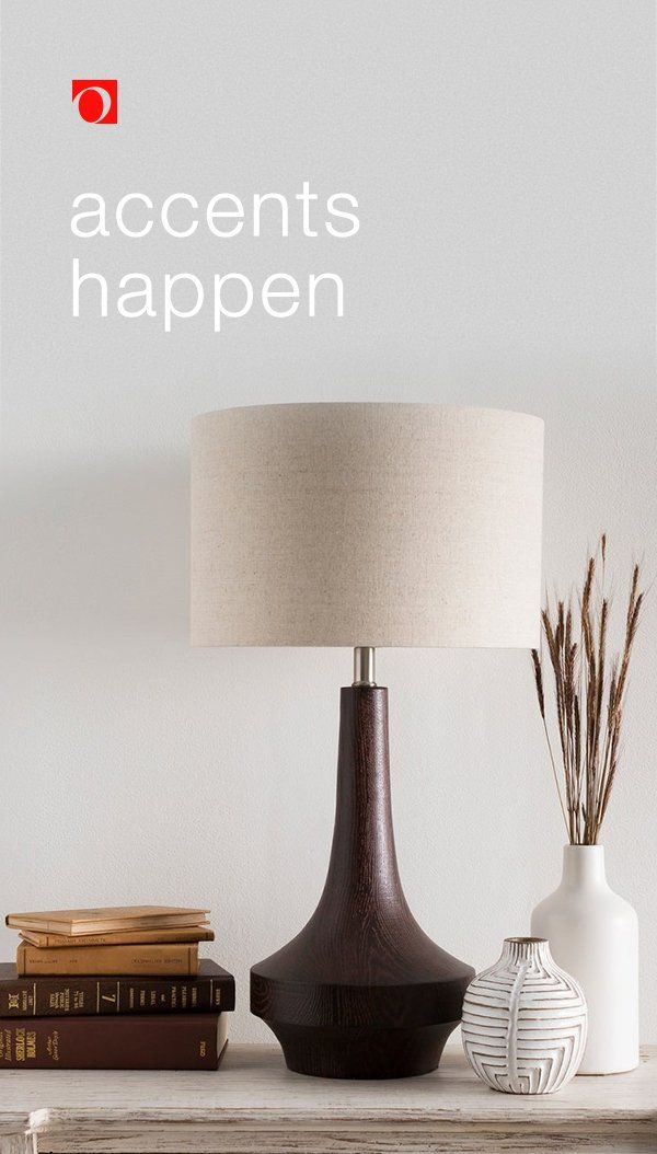 Style is no accident. Shop chic table lamps at Overstock to find amazing deals on quality home essentials! #lamps #tablelamps #lighting #homelighting #decorativelighting #stylishlighting #accentlighting #indoorlighting #homeideas #homedecor #accentdecor #stylishaccents #homegoods #homeessentials #home #decorating #decor #decoratingideas #interiordesign #decorativeaccessories #statementpieces