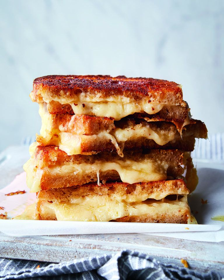 The ultimate grilled cheese sandwich | delicious. magazine