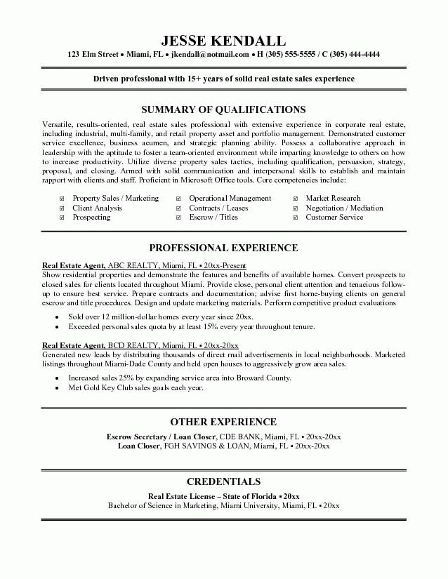 Property Leasing Manager Resume Apartment Agent Cover