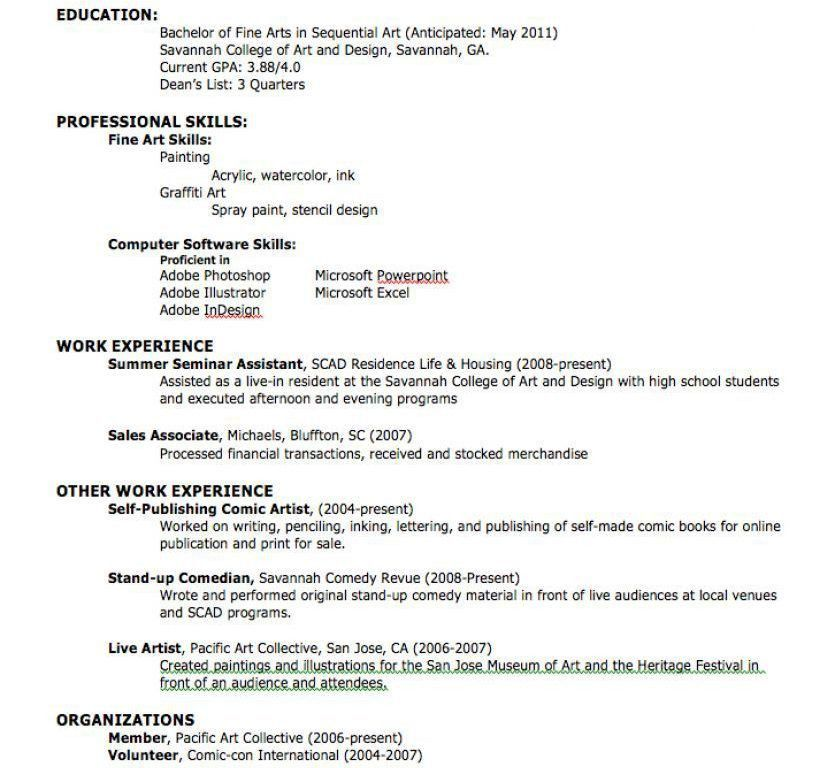 Superb How To Write My First Resume | Cv.essayoneprofessional.us