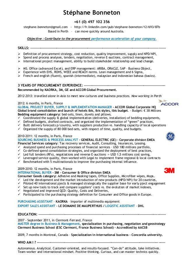 ... Procurement Specialist Cover Letter Procurement Specialist Cover   Validation  Manager Cover Letter ...