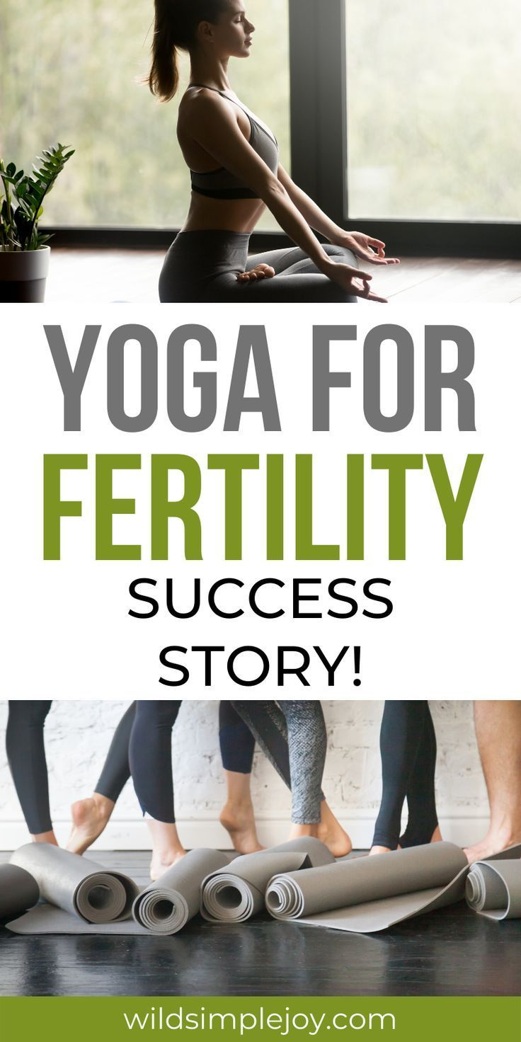 Yoga for Fertility: Success Story
