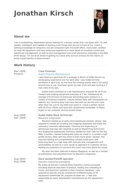 fedex dock worker sample resume for fedex dock worker job - fedex dock worker sample resume