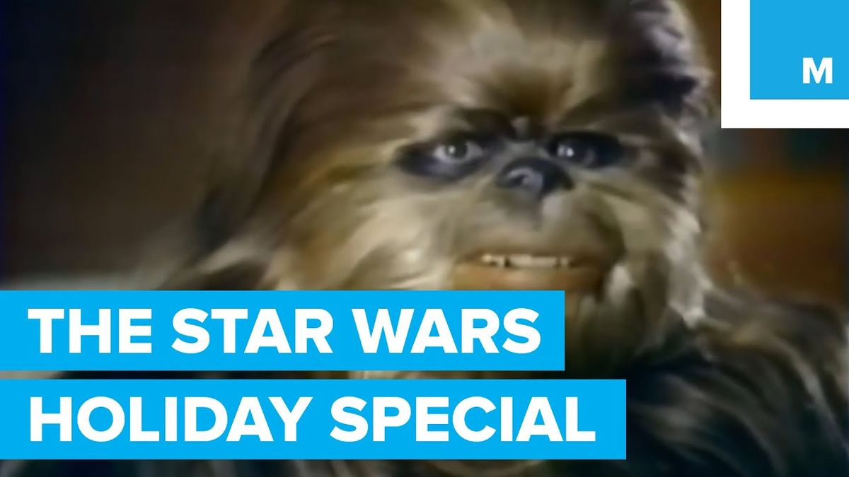 Star Wars 1978 Holiday Special: 6 Confusing Moments   Mashable