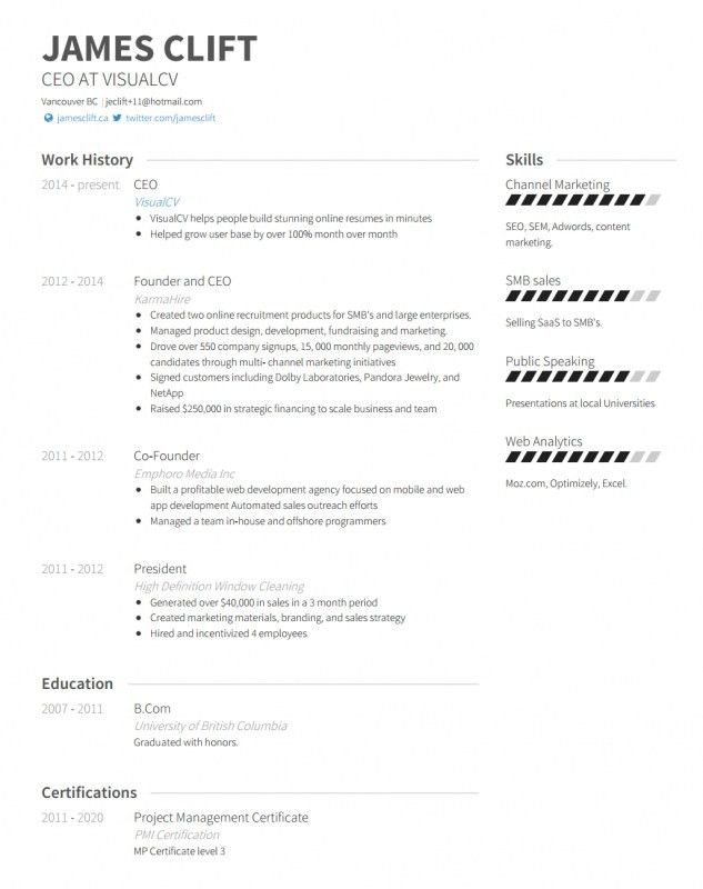 Interests To Put On Resume Examples Objective Headline Summary Or - interests to put on resume