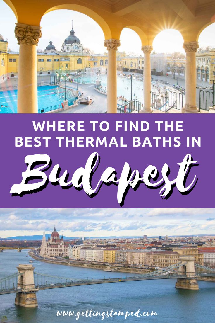 Your Insider Guide to the Best Budapest Thermal Baths | Getting Stamped