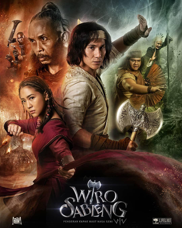 Film Wiro Sableng 2018 Full Movie : sableng, movie, SABLENG, Ideas, Comedy, Films,, Base,, Supernatural, Power