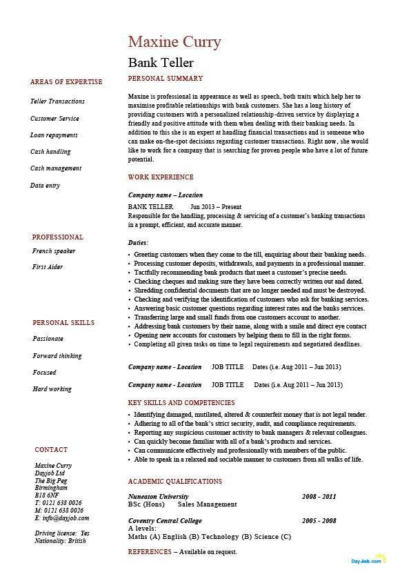 Nice ... Bank Resume Examples Resume Example, Example Investment Banking   Investment  Banker Job Description ...