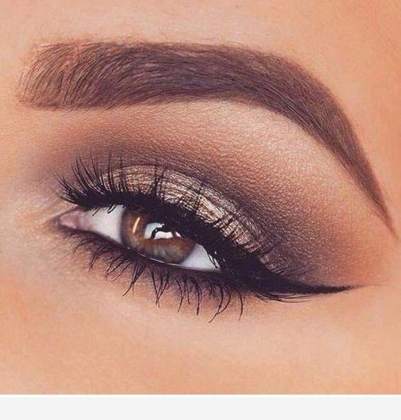 Gorgeous eye makeup time