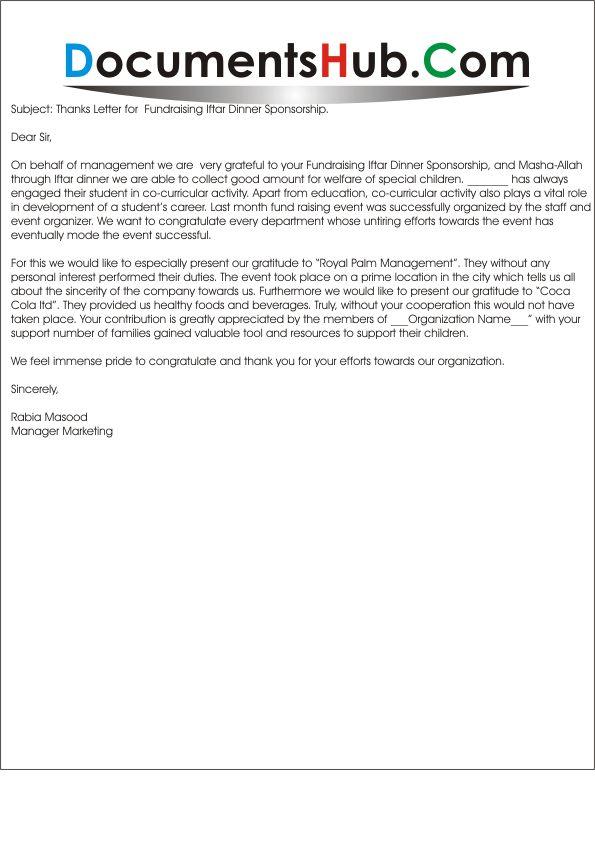 fundraiser cover letter cvresumeunicloudpl - Fundraiser Cover Letter