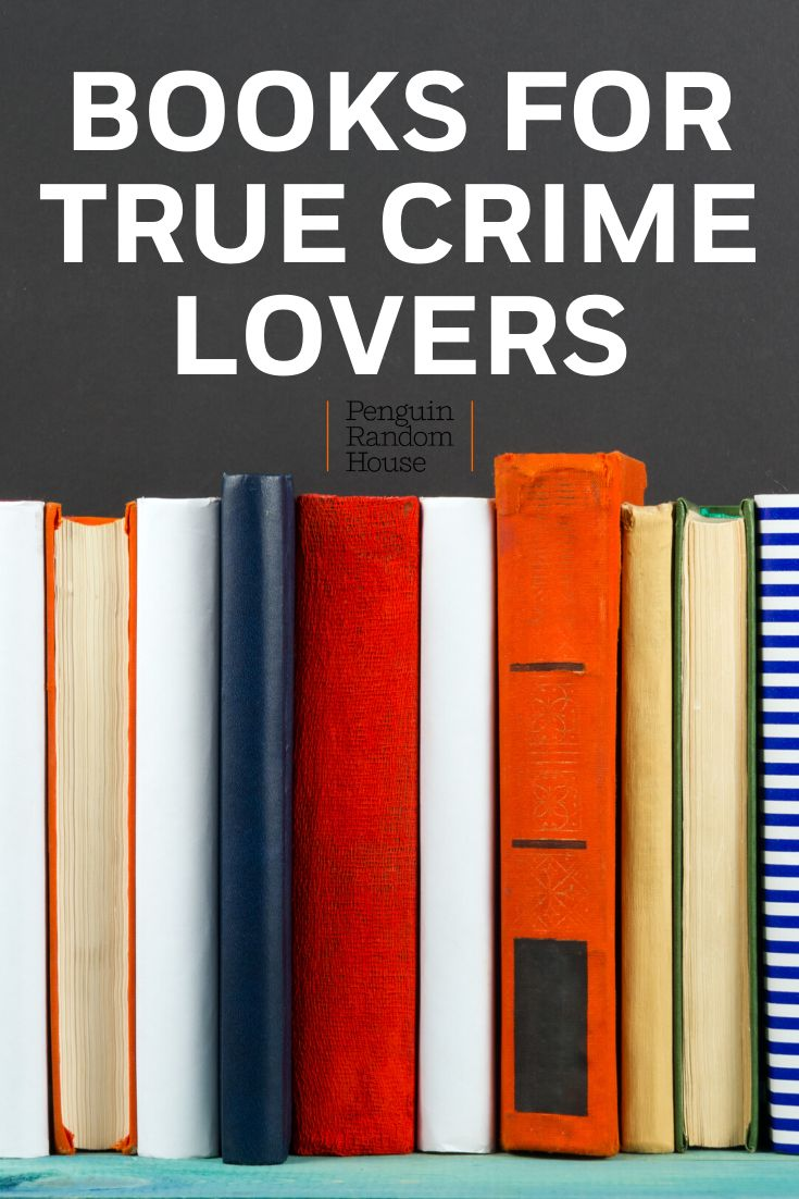 Looking for your next true crime book to read? These chilling, real life cases make for truly page turning reads. #books #bookstoread